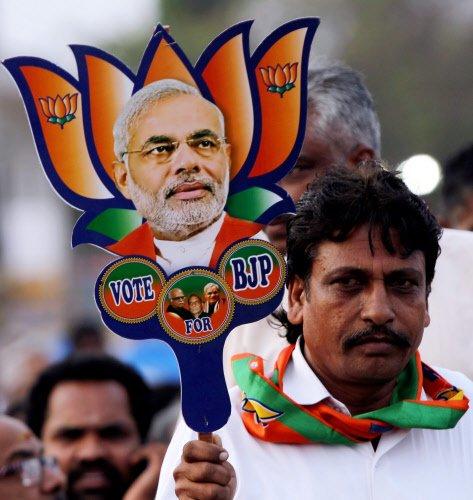Gujarat BJP edgy ahead of civic body polls