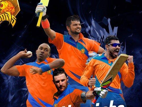 Bravo, Finch ensure Gujarat Lions enter IPL with easy win
