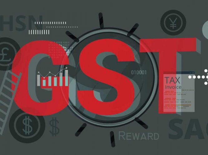 For fiscal 2019-20, the GST collection target has been budgeted at Rs 13.71 lakh crore.