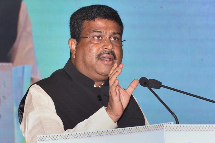 Union Petroleum Minister Dharmendra Pradhan. PTI file photo