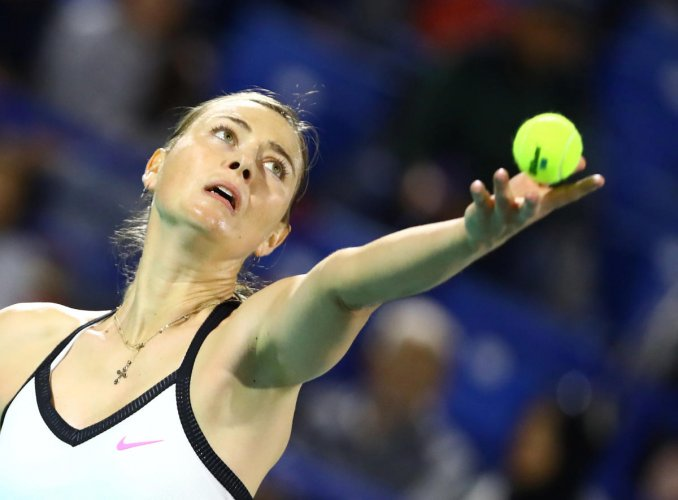 The 32-year-old Russian will join current world number one Ash Barty, Naomi Osaka and Karolina Pliskova in a strong field at the Queensland Tennis Centre from Jan. 6-12. Photo/Reuters