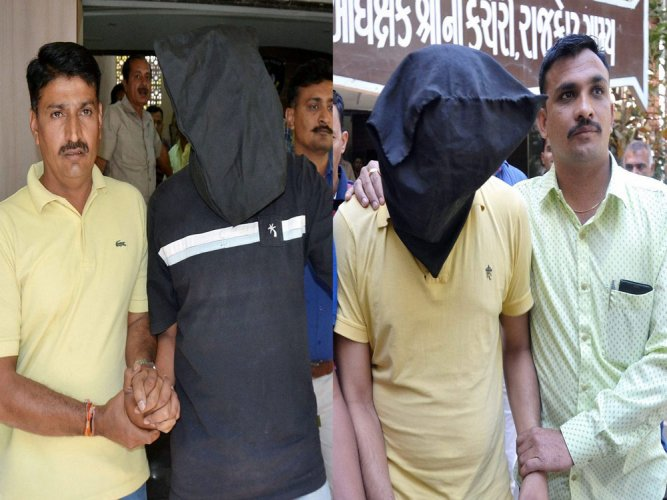 ISIS operative's handler could be Indian: Gujarat ATS
