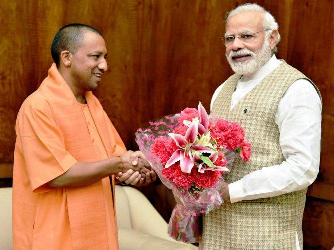UP CMmay join Modi in Gujarat poll juggernaut