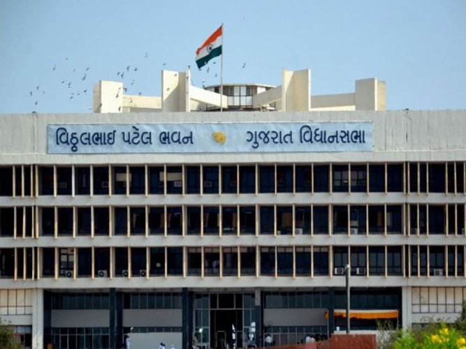 Shah panel report tabled in Gujarat Assembly