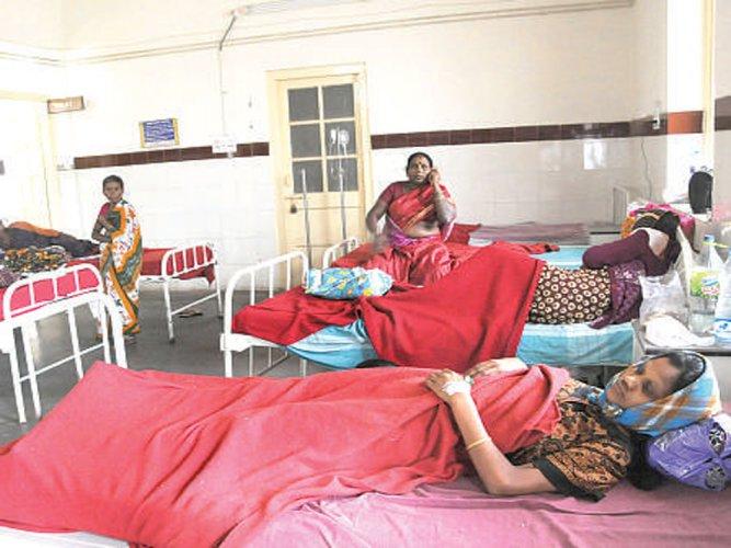 Chlorine gas leak in Gujarat village; 19 hospitalised