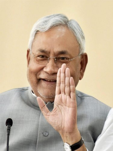 BJP win in Gujarat a foregone conclusion, says Nitish