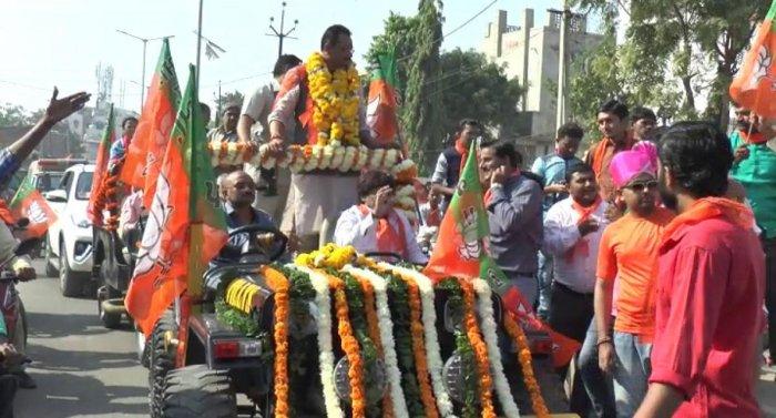 Caste equations favour Gujarat BJP chief in Bhavnagar