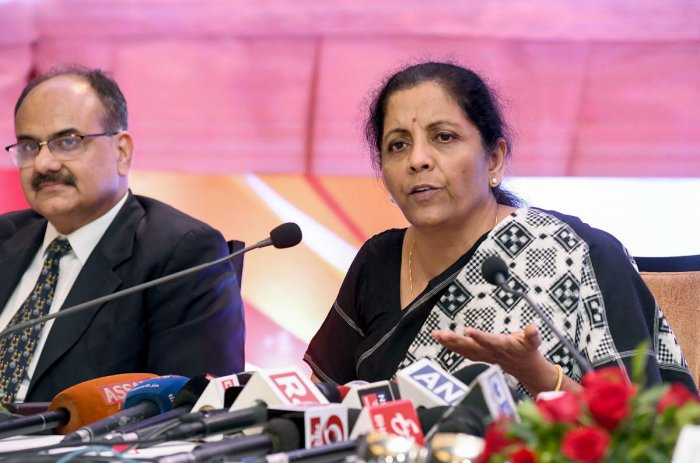 Sitharaman, while talking to reporters, said states too will have to make efforts in improving the business climate in India, especially with regard to property registration. PTI