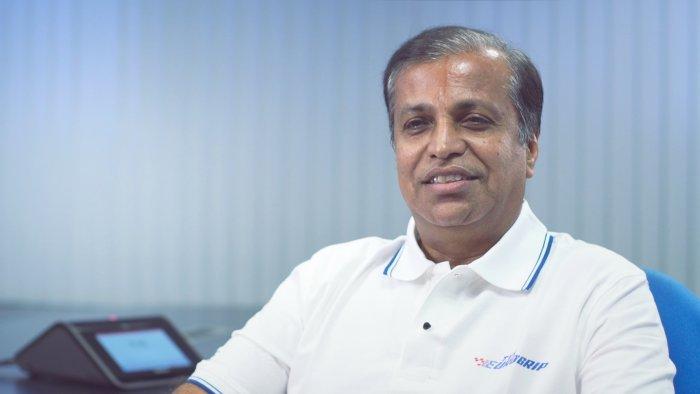 P Srinivasavaradhan, President, TVS Srichakra Ltd.