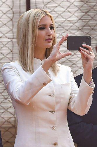 US President Donald Trump's daughter Ivanka Trump. (PTI Photo)