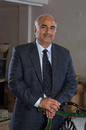 Rajesh Mehra, Director & Promoter, Jaquar Group
