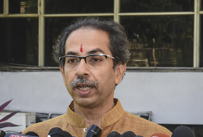 The Sena's criticism comes two days after Finance Minister Nirmala Sitharaman assured in the Rajya Sabha that the Centre will honour its commitment over the payment of GST compensation to states, although she did not specify by when the dues will be cleared. Photo/PTI