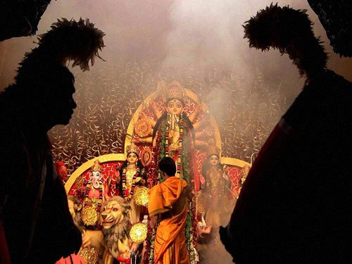 Bengal's Durga Puja industry to touch Rs.40,000 crore in 2015