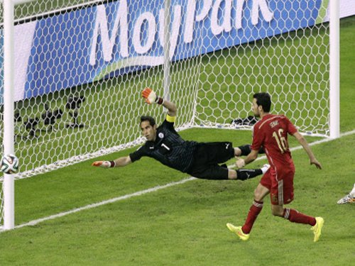 We have done really well: Chile 'keeper