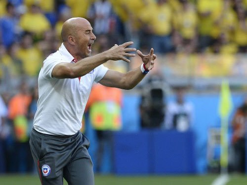 Sampaoli proud of Chile show
