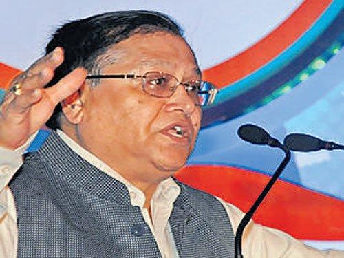 Saraswat wants tax credit for R&D