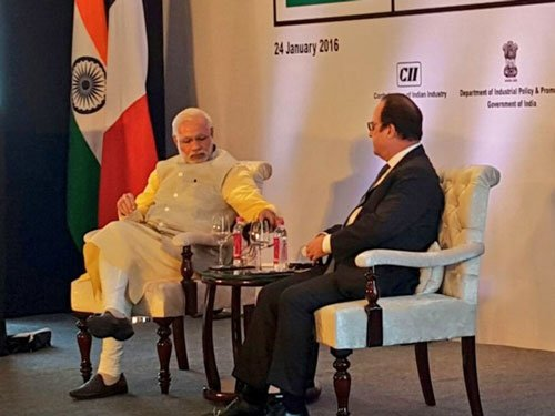 PM Modi: Retro tax is thing of past, France to invest $1 bn per yr