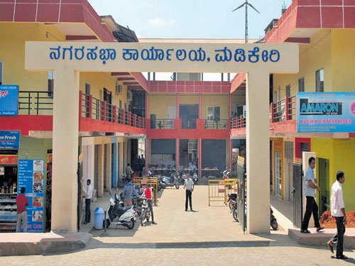 Pvt company to collect water tax in Madikeri