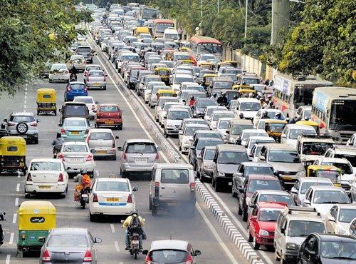 Tax on non-K'taka vehicles:HC reserves orders