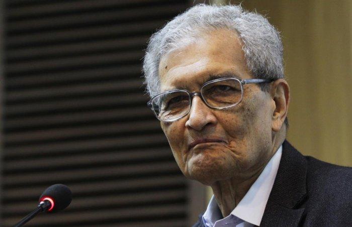 Filmmaker agrees to remove 'Gujarat' from docu on Amartya Sen