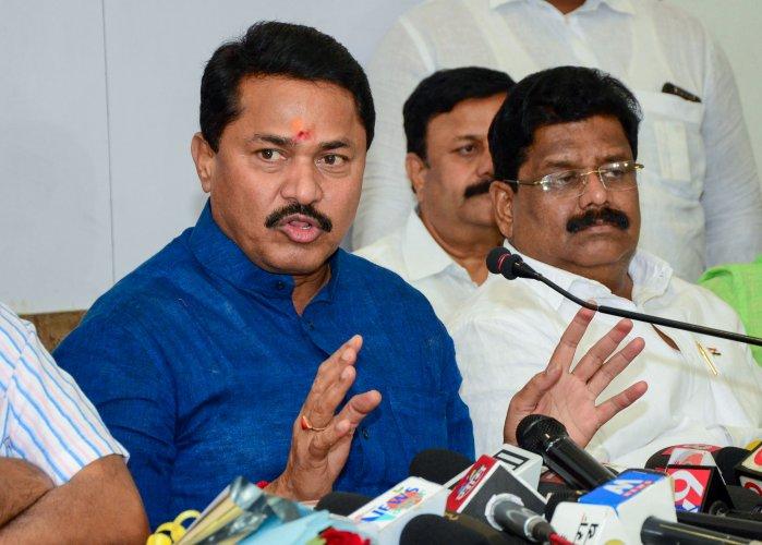 Maharashtra Assembly Speaker Nana Patole. (PTI Photo)