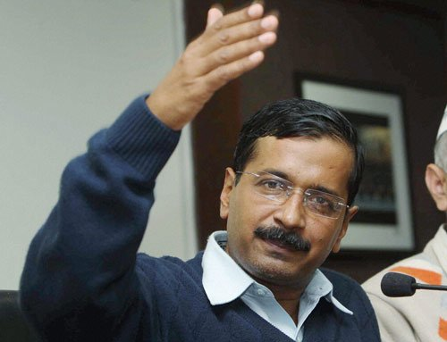 Dinner with Kejriwal in Bangalore March 15 for Rs.20,000 per head
