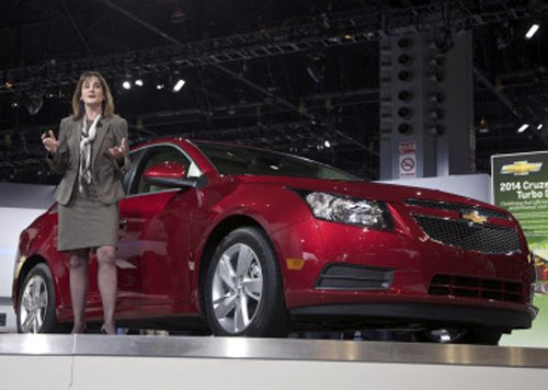 General Motors recalls 824,000 more cars