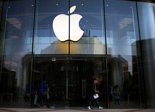 Apple hit with record 13 bn euro Irish tax bill