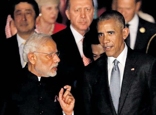 Obama praises PM for tax reform