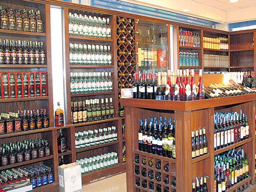 Tax sops for liquor manufacturers with a rider