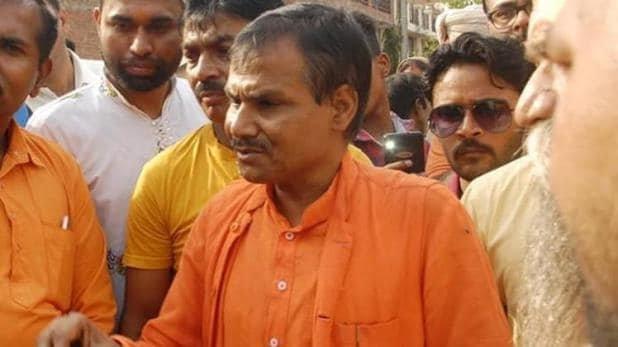 BJP leader Kamlesh Tiwari. (Photo/Twitter)