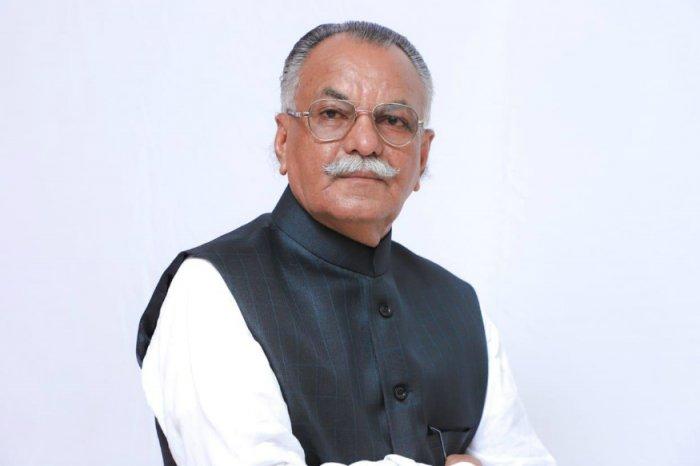 Mavji Patel, former Congress MLA from Gujarat