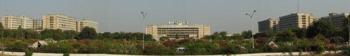 Gujarat Legislative Assembly. (Wikimedia Commons Photo)