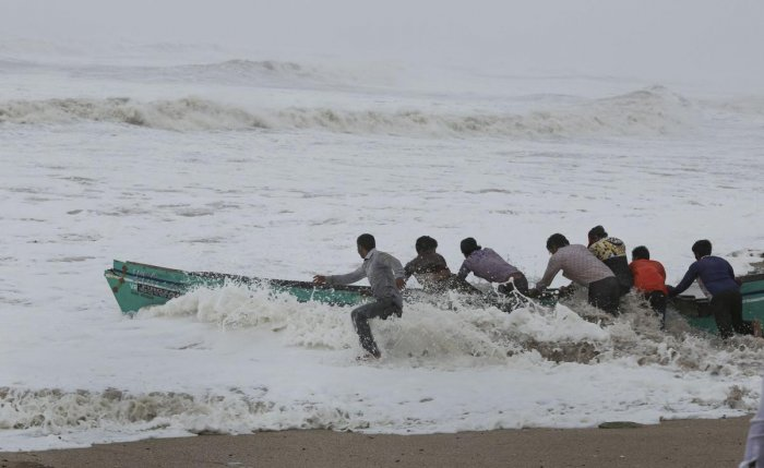 The India Meteorological Department (IMD) also advised fishermen from the state not to venture into the sea for next two days in view of the rough weather conditions. (PTI File Photo)