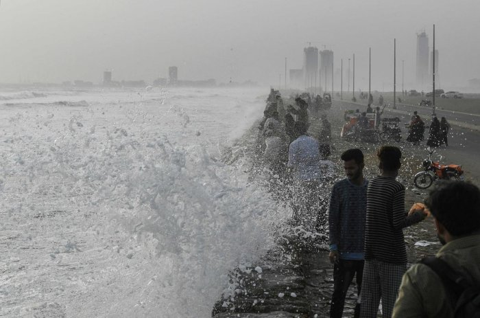 Several parts of Saurashtra, Kutch and north Gujarat regions received rainfall in the last 24 hours, the state's emergency response centre said in a release. (AFP File Photo)