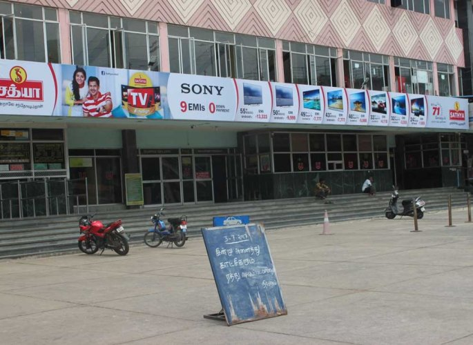 TN cinema halls strike called off;panel to look into local tax