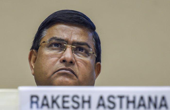 Rakesh Asthana. (PTI Photo)