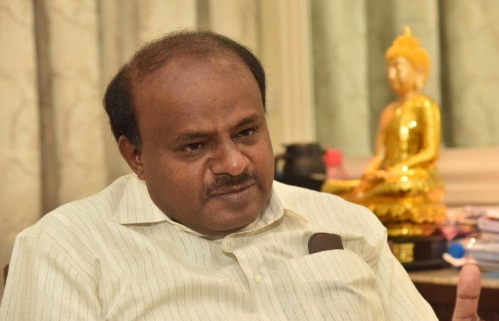 H D Kumaraswamy