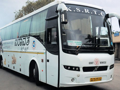 KSRTC to ply 1,000 spl buses for festival