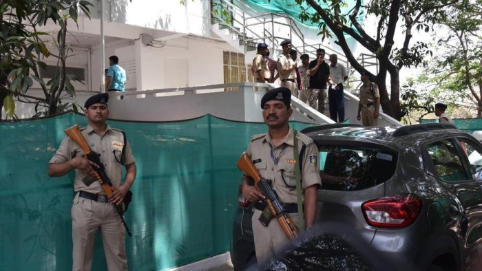 The raids are underway at 40 locations, most of them in Chennai and Chittoor in Andhra Pradesh, since Wednesday morning, informed sources said.