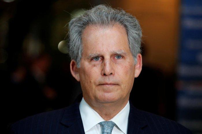 International Monetary Fund (IMF) Deputy Managing Director David Lipton. Reuters file photo