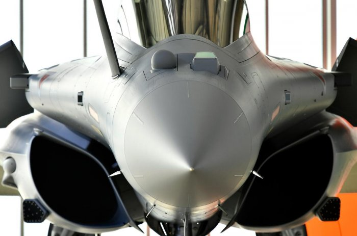 A French made Rafale jet fighter. (AFP Photo for representation)
