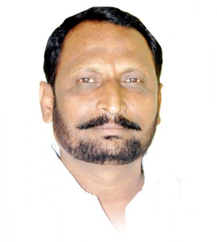 Transport Minister Laxman Savadi