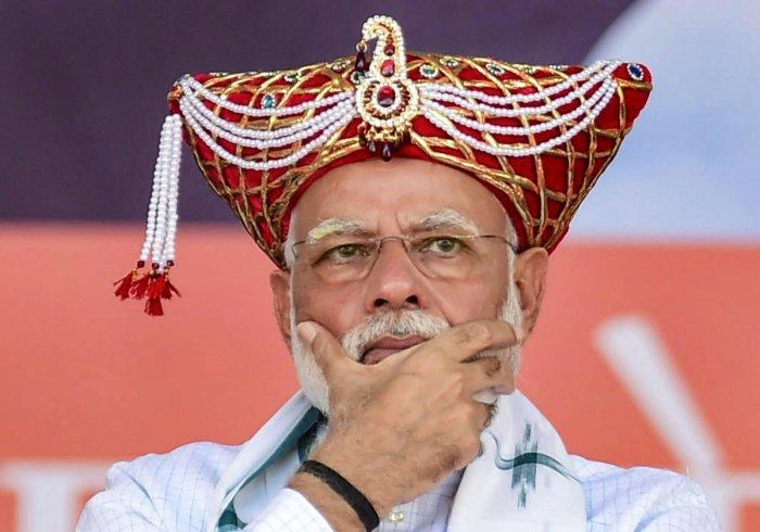 Prime Minister Narendra Modi. PTI Photo