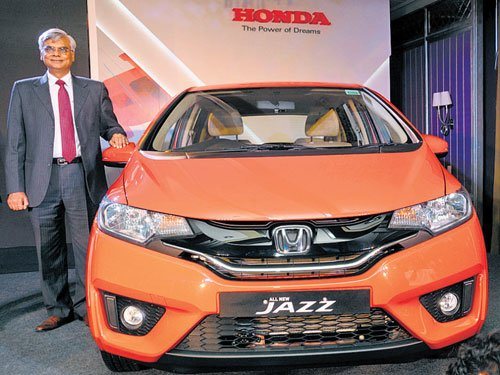 Honda hikes car prices by up to Rs 10,000