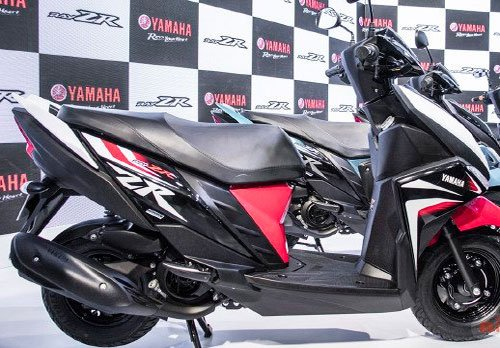 Yamaha launches all new Cygnus Ray-ZR scooter at Rs 52,000