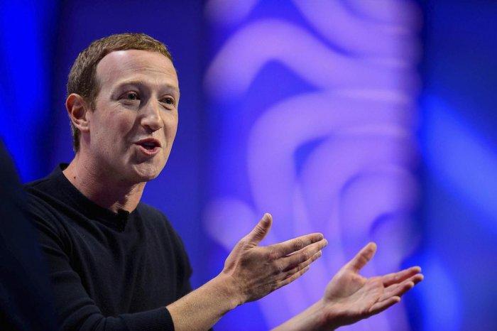 Facebook CEO Mark Zuckerberg. (AP Photo)