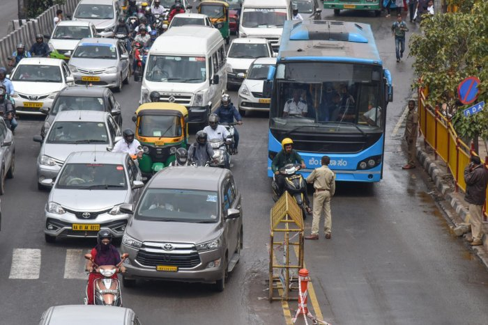 he Bangalore Metropolitan Transportation Corporation (BMTC) is pushing for its implementation in the hope that eventually, it would also benefit from more commuters.