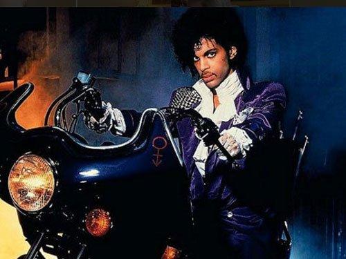 Prince's 'Purple Rain' clothing sells for USD 192,000