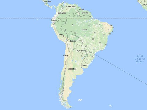 Humans occupied South America 14,000 years ago: study